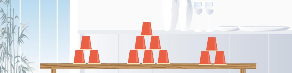 Cup stacking – hvad pokker går det ud på?