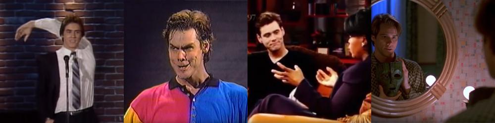 Starten på Jim Carrey's karrierer