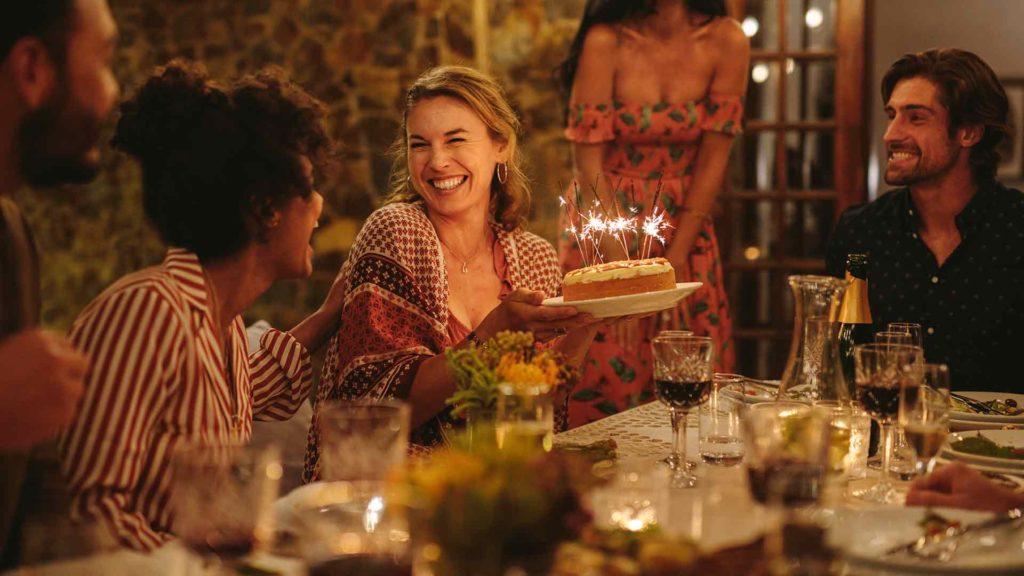 fødselsdag med underholdning